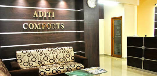 Aditi Comforts Service Apartment