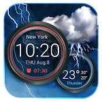 Weather Widget with Alarm Clock 10.2.0.2200