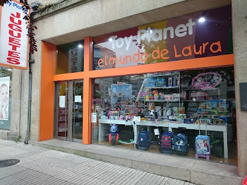 Toy Planet - El mundo de Laura