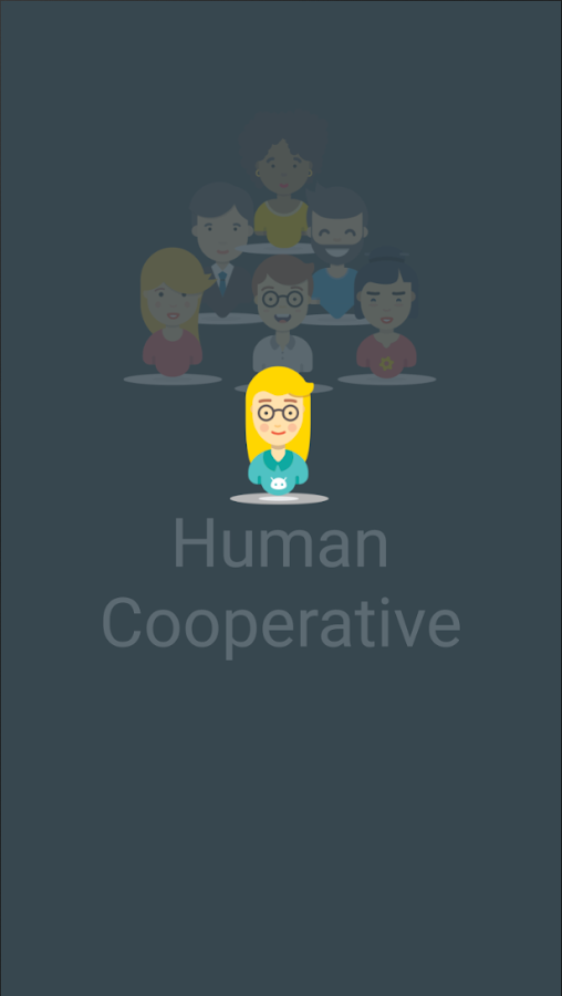 Human Cooperative- screenshot