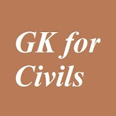 GK for Civils and Govt Jobs