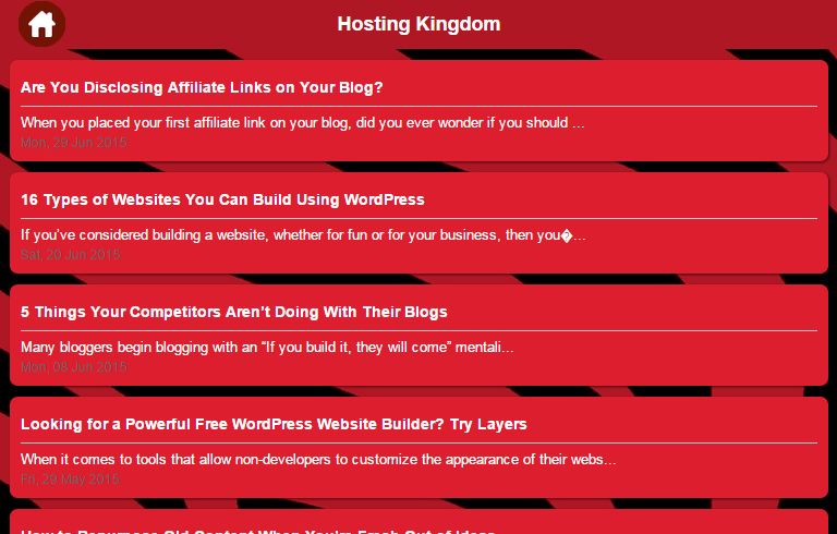 Hosting Kingdom- screenshot