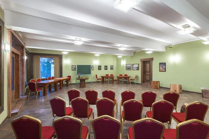 Фото №1 зала Зал «Философ»