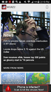 WGRZ- screenshot thumbnail