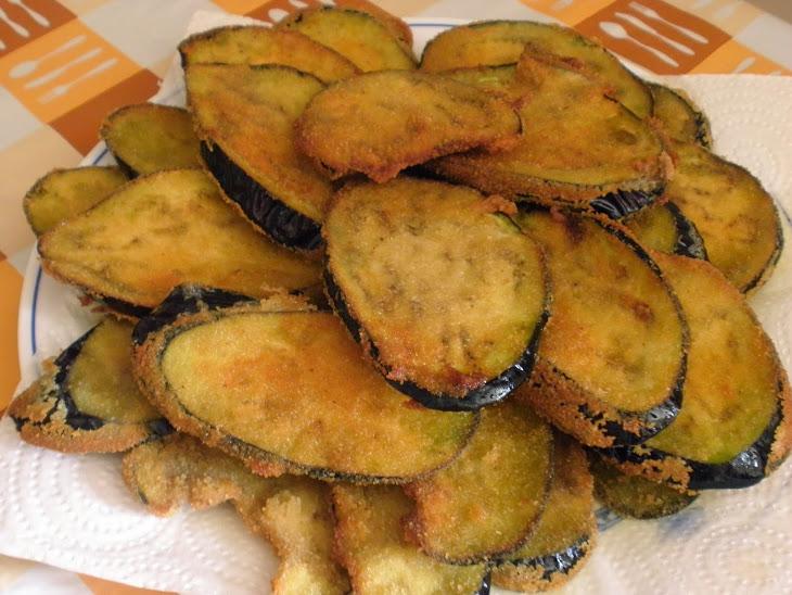 Battered Eggplant Recipe