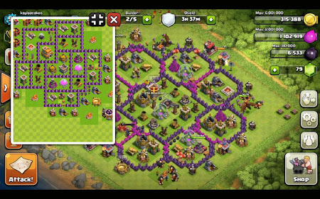 Builder for Clash of Clans 2.1 screenshot 97316
