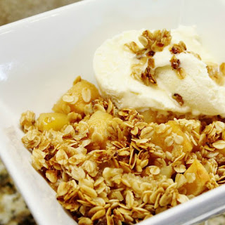 Oatmeal Apple Crisp – GF