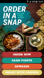 Pei Wei Rewards- screenshot thumbnail