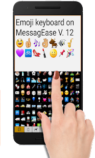 MessagEase Keyboard- screenshot thumbnail