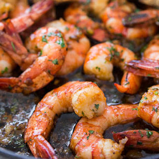 Gambas Al Ajillo (Garlic Shrimp)