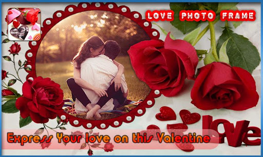 Love Photo Frame : valentine