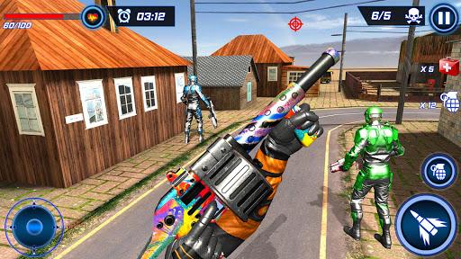 FPS Robot Shooter Strike: Anti-Terrorist Shooting apkpoly screenshots 16