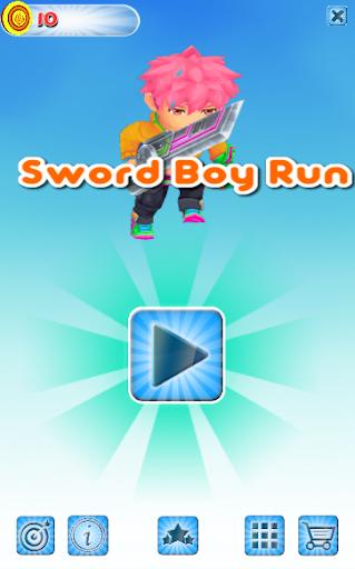 Subway Sword Boy
