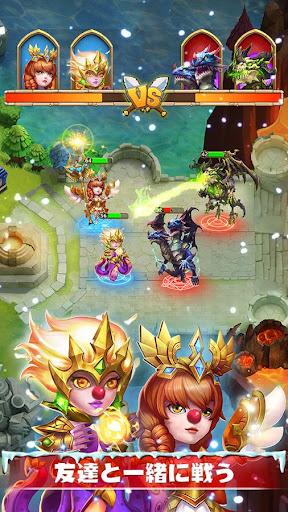 Castle Clashuff1au9802u4e0au6c7au6226 apktram screenshots 10