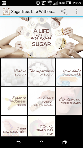 Sugarfree: Life Without Sugar