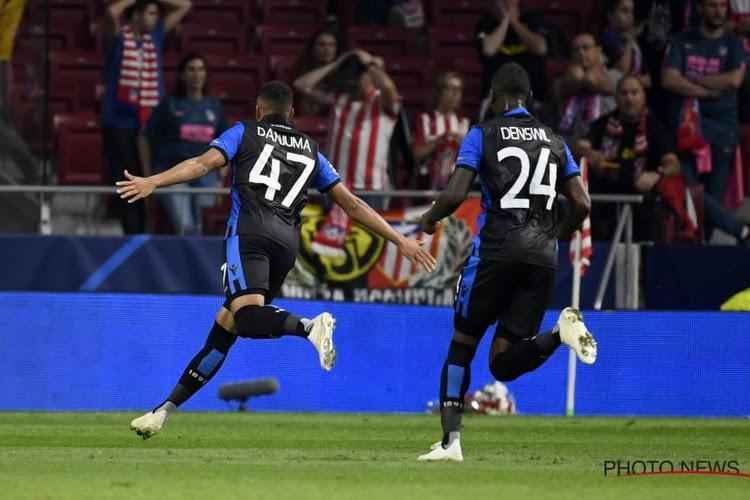 ? Le but sublime de Danjuma pour Bruges face à l'Atlético!