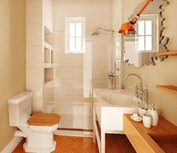 Bathroom remodel design android apps on google play for Bathroom redesign app