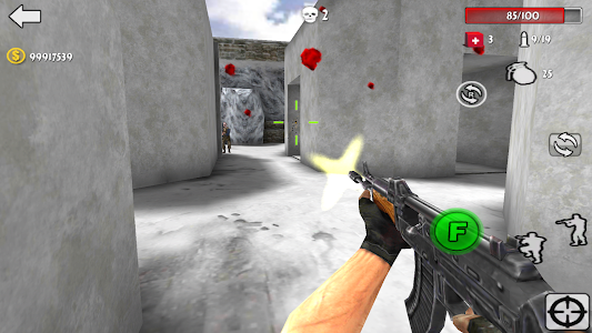 Gun Strike Shoot v1.0.9 (Mod)