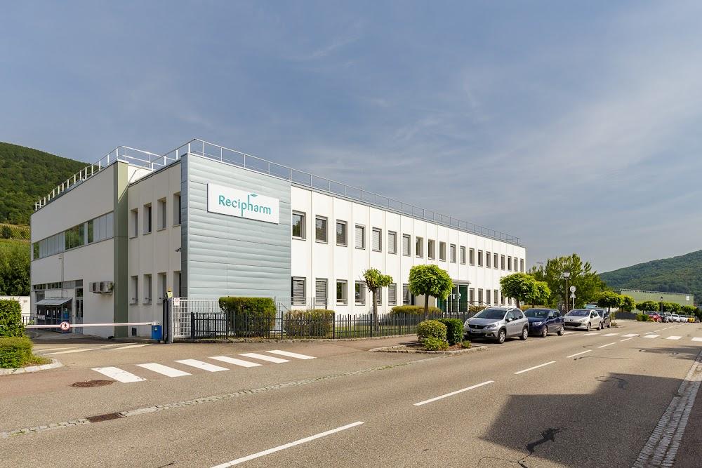 Présentation de Kaysersberg Pharmaceuticals Recipharm