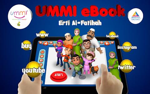 Erti Al-Fatihah UMMI Ep 01 HD screenshot 0