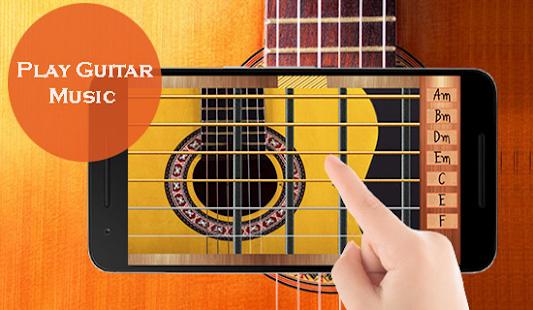 Real Guitar screenshot 3