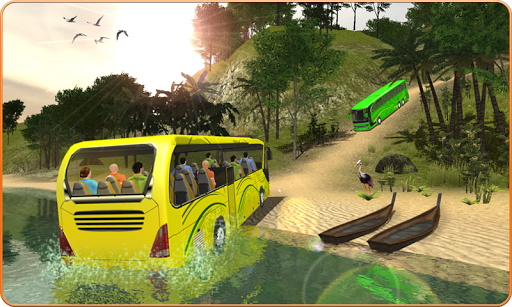 OffRoad Transit Bus Simulator - Hill Coach Driver for PC