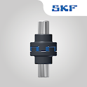 SKF Vertical shaft alignment icon