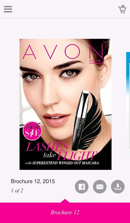 Avon Mobile- screenshot