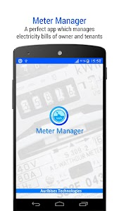 Download Meter Manager by Auribises APK latest version 1 0