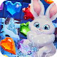 Bunny's Frozen Jewels: Match 3 (game)