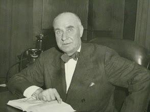 Photo: Governor O. Max Gardner