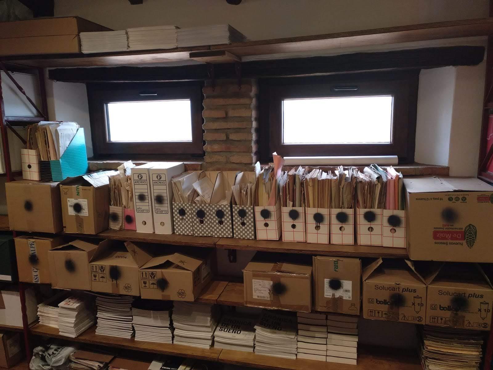 La UNED impartirá un taller de archivística en la Casa de la Memoria La Sauceda