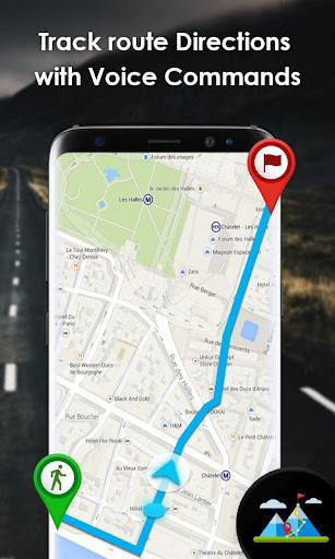 GPS , Maps, Navigations & Directions 3.5 screenshots 4