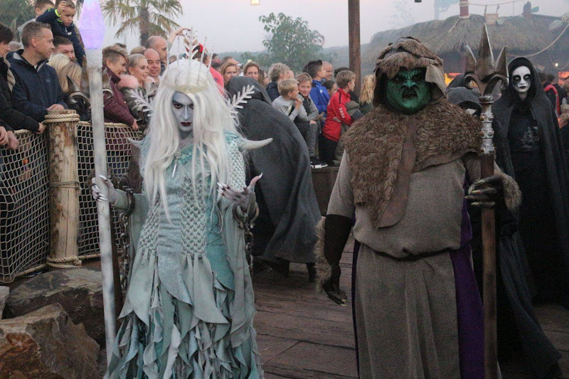 Halloween 2018 - © Bob Van Dyck - Themeparkfreaks.eu