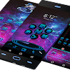 Neon 3D Next Launcher Theme