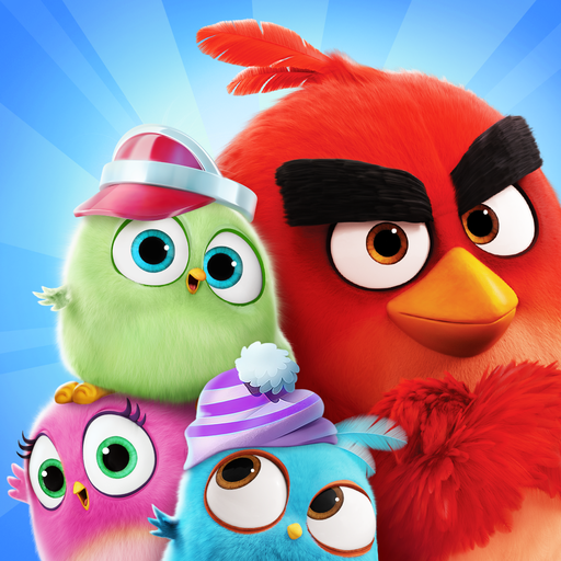 Angry Birds Match - Casual Puzzle Game Icon