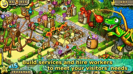 Prehistoric Park Builder screenshot 11