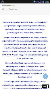 CN Indonesia - náhled