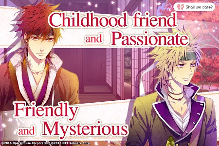 Teen Samurai / Shall we date? screenshot 5