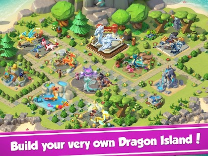 Dragon Mania Legends Screenshot