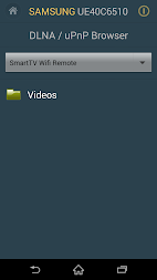 Remote for Samsung TV APK screenshot thumbnail 5