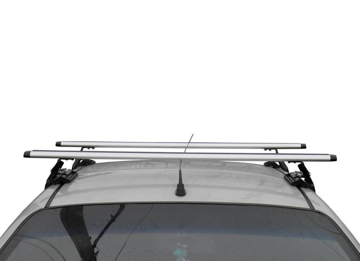 Выбирайте багажник на гладкую крышу и наслаждайтесь легкостью транспортировки грузов