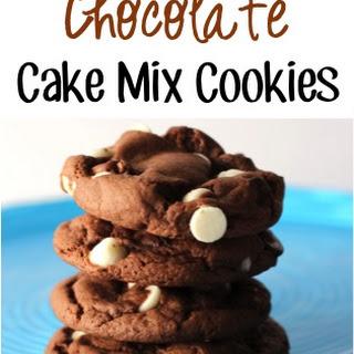 Triple Chip Chocolate Cake Mix Cookies Recipe!