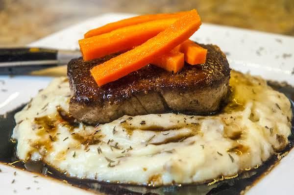 Filet Essentials: Pan-seared Beef Filet Recipe