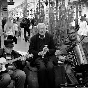 by Tatjana Blesic - City,  Street & Park  Street Scenes (  )