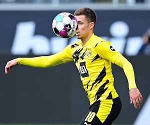 Bundesliga : Thorgan Hazard et Dortmund s'imposent, Koen Casteels et Wolfsburg retrouvent leur 3ème place