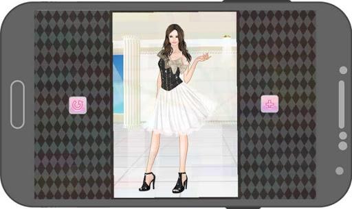 無料教育Appのグラマラスなドレスアップ:イボンヌ。|記事Game