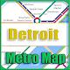 Detroit USA Metro Map Offline APK