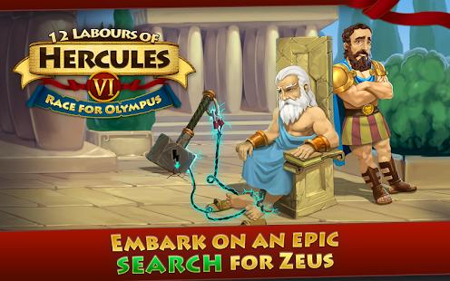 12 Labours of Hercules VI- screenshot thumbnail