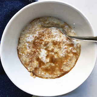 Morning Steel Oatmeal
